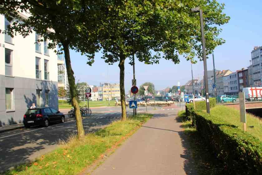 26aug16, Coupure Links / Nieuwewandeling