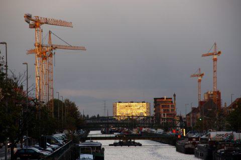 01okt16, Gasmeterlaan / Nieuwevaart