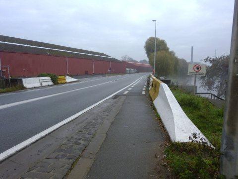 23nov16, 11u33, Wondelgemkaai.