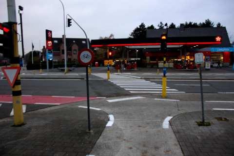 26nov16, De Pintelaan / Oudenaardsesteenweg