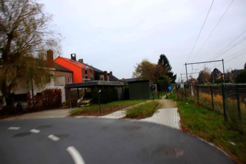 26nov16, Nijverheidsstraat, De Pinte