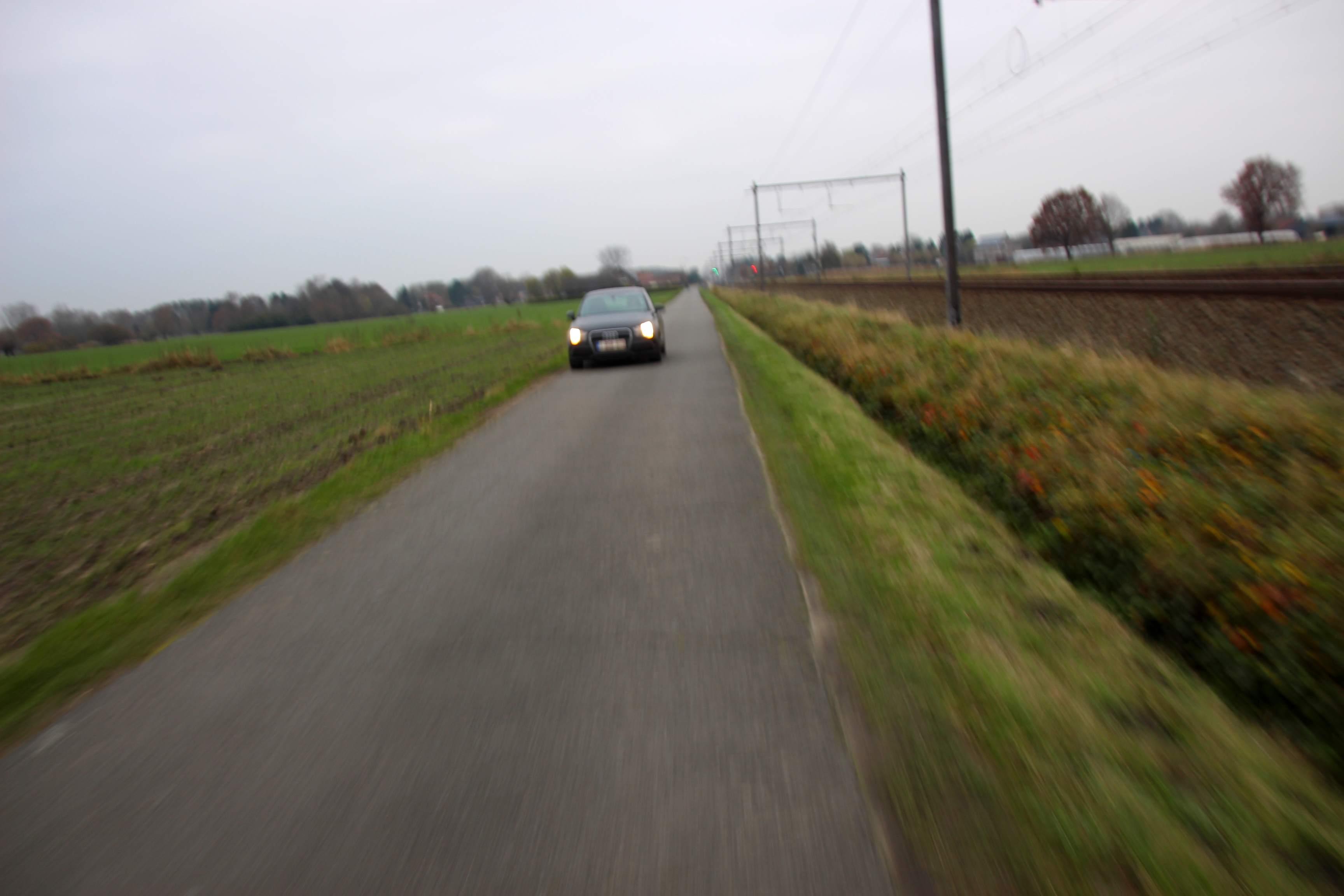 26nov16, Langs de spoorweg, Sint-Martens-Latem