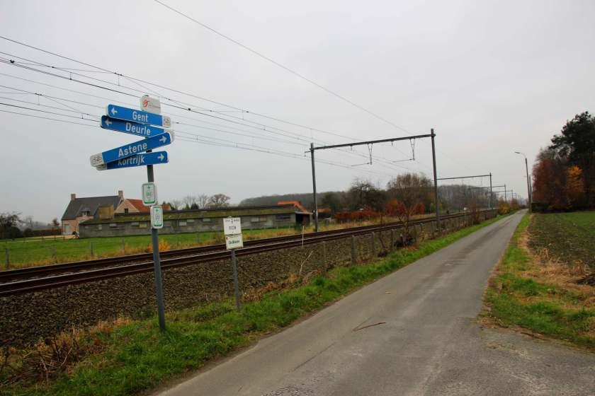 26nov16, De Biezen, Sint-Martens-Latem