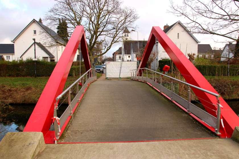 02dec16, brug van Westerringspoor naar  Oud-Strijderslaan
