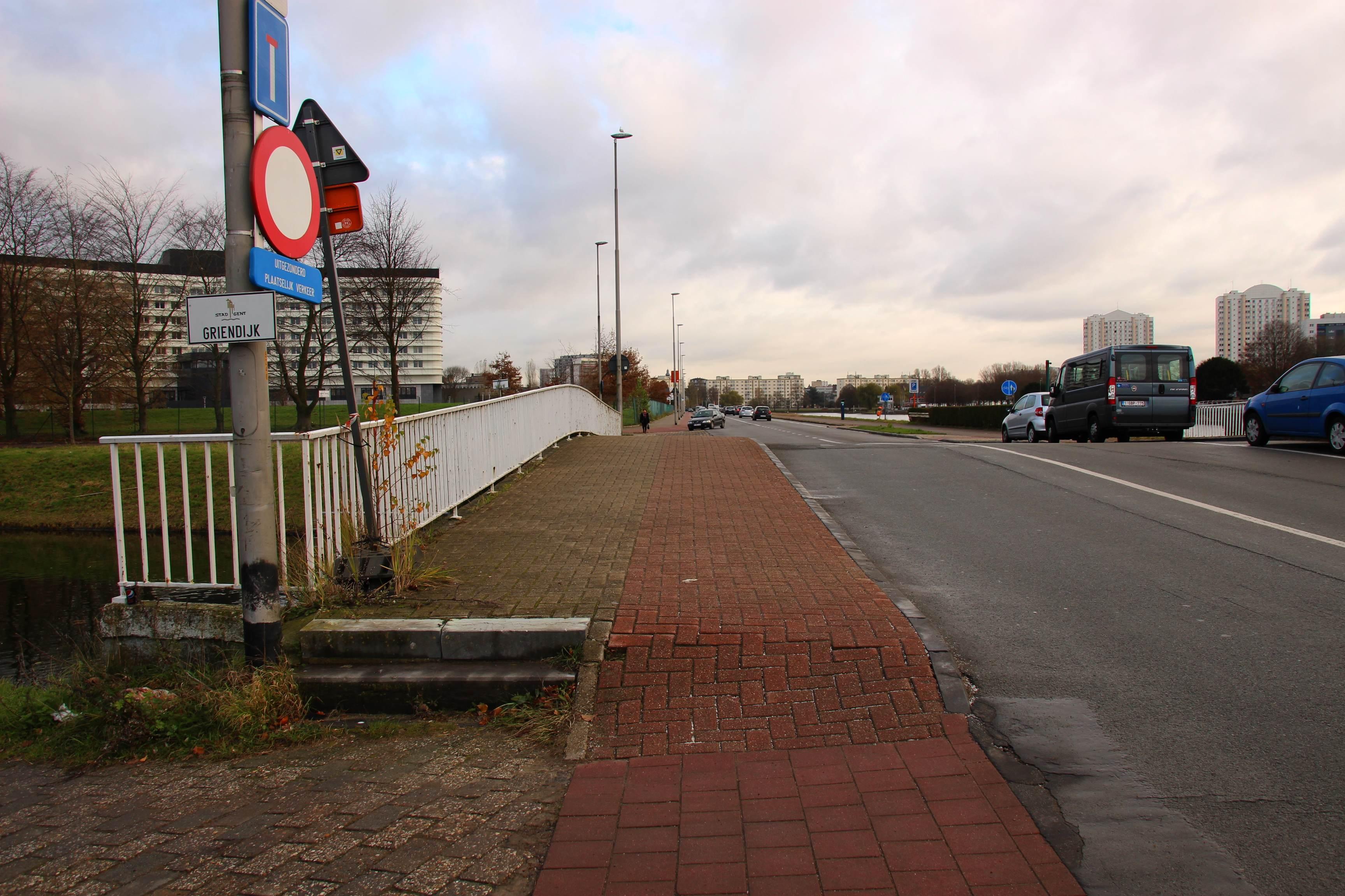 02dec16, Noorderlaan -Griendijk