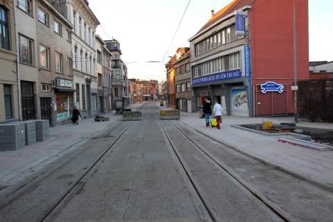 08dec16,  Brusselsepoortstraat stadinwaarts